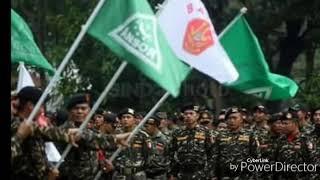 MARS PASUKAN BANSER NU INDONESIA