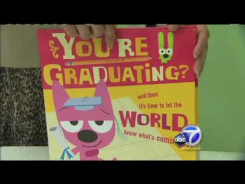 NAACP calls Hallmark graduation card racist       - YouTube