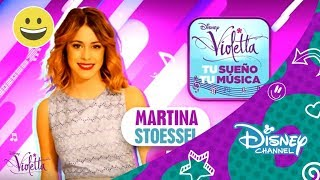 Video Violetta: Tu Sueño, Tu Música - En Mi Mundo   Disney Channel Oficial MP3, 3GP, MP4, WEBM, AVI, FLV Juni 2019