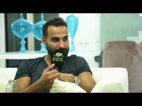"""أحمد فهمي يوجه رسالة لهنا الزاهد في برنامج """"الراديو بيضحك"""""""