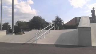 Saint-Genis-Laval France  city pictures gallery : Mini Edit n°2 : skatepark de saint genis laval