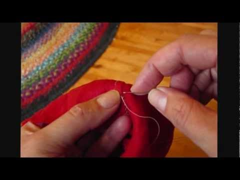 Guild of St. Isidore Hand Sewing Tips