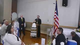 Виступ Блаженнійшого Патріарха Святослава перед українською громадою Чикаго
