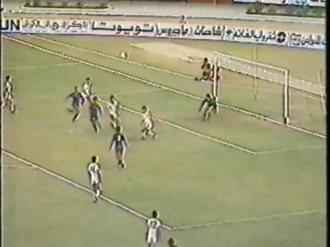 الكويت - الصين التصفيات النهائيه لكاس العالم 1981 (1-صفر)