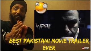 Video Waar Pakistani Trailer Reaction download in MP3, 3GP, MP4, WEBM, AVI, FLV January 2017