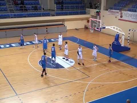 "12 kolo Grupa A KK ""Smederevo 1953″ – KK ""Prva Petoletka"" 93:90"