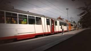 Hirschberg an der Bergstr Germany  City pictures : Großsachsen OEG Bahnhof mpg