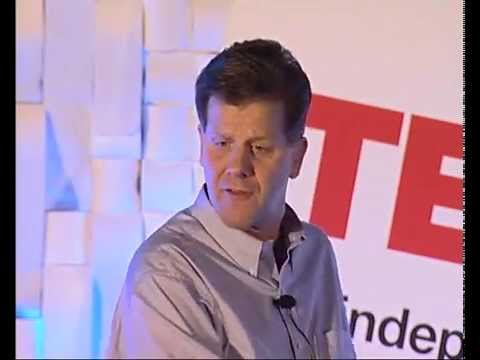 Dealing with Corruption: Paul Garrison at TEDxDanubia 2010