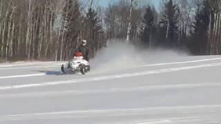 3. 2009 Arctic Cat M1000 Sno Pro