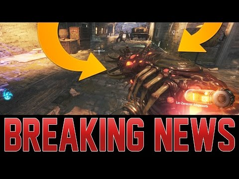 APOTHICON SERVANT UPGRADE ON SOE PATCHED! TREYACH CHANGING OLD CONTENT?  INSTALL BO3 CUSTOM ZOMBIES!