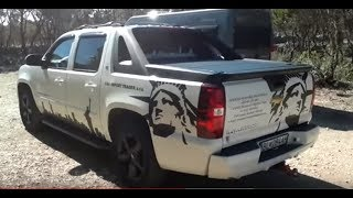 2007 Chevrolet Avalanche (NYC Style): Test Drive