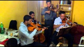 Hino Novo : Sou Servo Inútil  Do Hinário 5 ( Quarteto Cordas CCB )