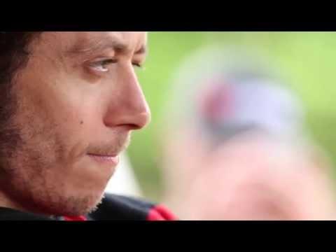 Valentino Rossi, Colin Edwards' Texas Tornado Boot Camp'ta