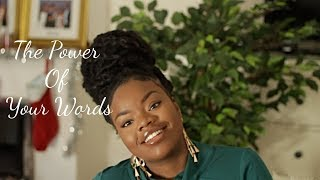 Video The Power of Your Words in Shaping Your reality | Word Of The Week MP3, 3GP, MP4, WEBM, AVI, FLV Februari 2019