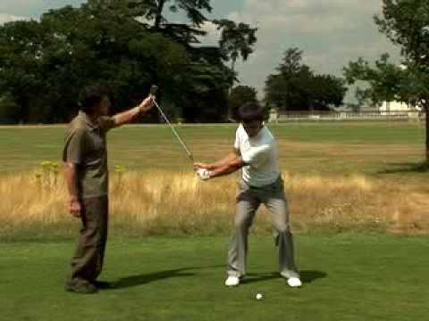 How 90% of golfers should be swinging – A simple check at halfway back to keep you on track