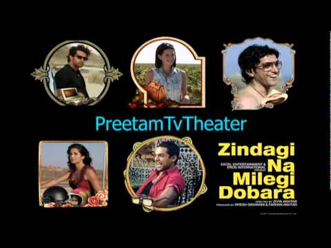 Toh Zindagi Ho Tum - Zindagi Na Milegi Dobara 2011