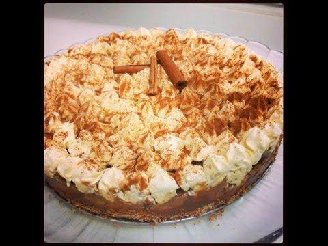 Receita: Banofee Pie (Torta de Banana)