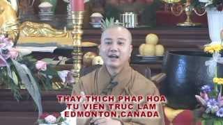 Vạn Sự Cát Tường - Thầy. Thích Pháp Hòa tại Regina, SK (Jan.1, 2012)