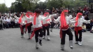 Beylerbeyi İlköğretim 3-A Roman Dans