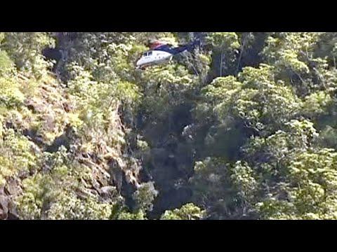 Touristin überlebt sechs Nächte in australischer S ...