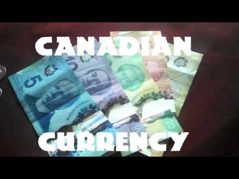 VEDA #11 - What Canadian currency looks like?