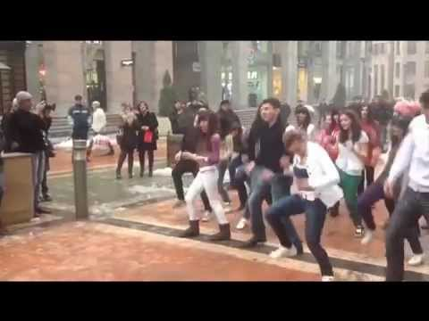 Yerevan - Marriage Proposal Flashmob from David to Vergine with LOVE, Yerevan, North Avenue. This video is also available on https://vimeo.com/60399225 Organizer - Mar...