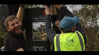 Bonfire & Fireworks at Kenilworth Castle 2018
