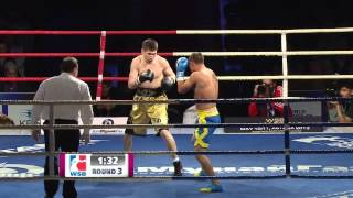 Video BASHENOV vs LOMACHENKO - Team Finals - Day 1 -  WSB Season 3 MP3, 3GP, MP4, WEBM, AVI, FLV Februari 2019
