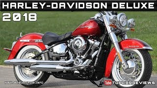 8. 2018 HARLEY-DAVIDSON DELUXE Review Rendered Price Specs Release Date