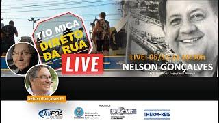 LIVE TIO MICA HOMENAGEIA DR NELSON GONÇALVES