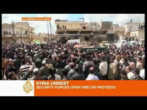 Update: Anger in Syria