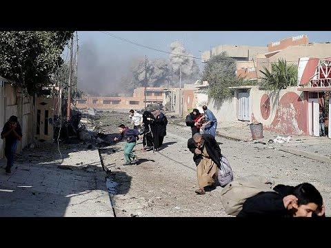 Ιράκ: Συμπληρώθηκε ένας μήνας από τις επιχειρήσεις για την ανακατάληψη της Μοσούλης