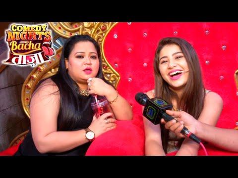 Aditi Bhatiya aka Ruhi & Bharti Singh In Comedy Ni