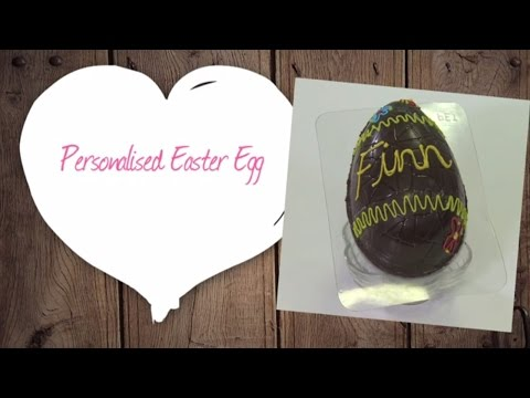 How to Make Chocolate Easter Eggs | Hobbycraft