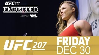 UFC EMBEDDED 207 Ep6