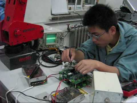 Testing of Power Amplifier (1)
