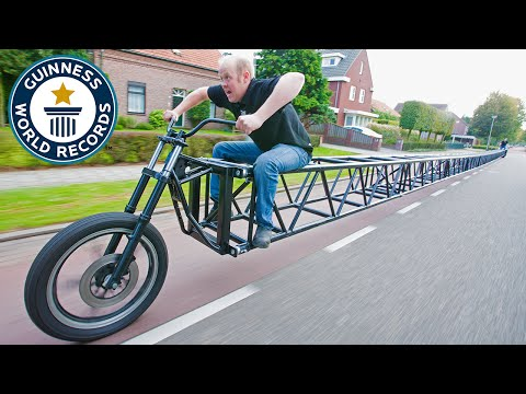 Longest Bicycle