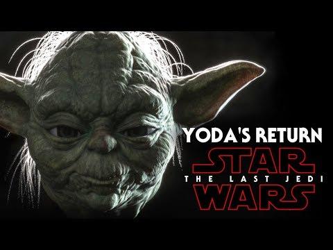 Star Wars The Last Jedi Yodas Return  More!