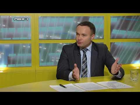 На часі. Гість програми: Олександр Корнійчук - перший заступник голови Рівненської облради  [ВІДЕО]