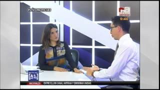 Entrevista de Eduardo Salcedo-Albarán a Canal Antigua, Guatemala