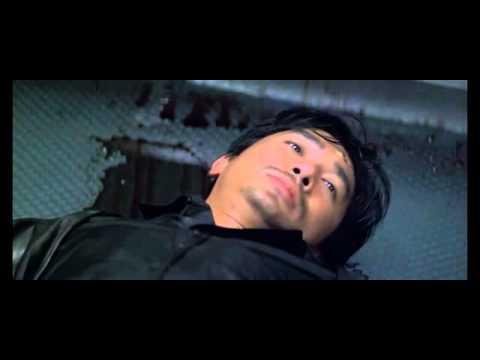 infernal affairs chen yong ren's death elevator
