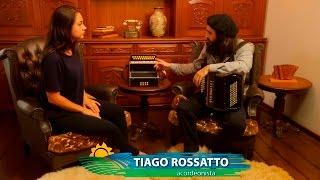Entrevista de Tiago Rossato para o Programa Caminhos do Oeste do Sbt