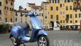 1. Look Vespa Primavera Performance Reviews