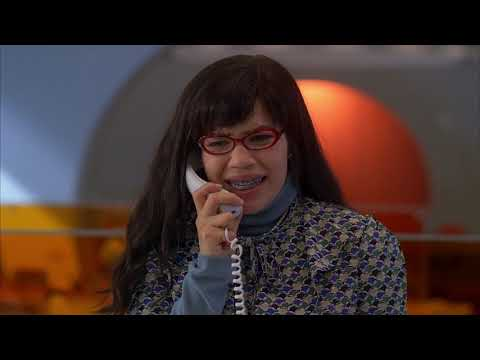 Betty & Daniel - Season 1 Episode 9 (2/3) HD 1080p | Ugly Betty
