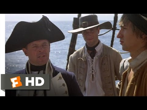 The Bounty (4/11) Movie CLIP - Stolen Coconuts (1984) HD