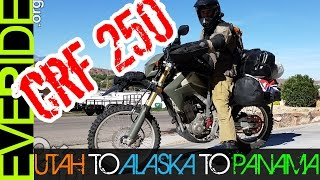"""Video Alaska to Panama on a CRF250L! Rolling Travel Interview with """"Neil's in"""" o#o MP3, 3GP, MP4, WEBM, AVI, FLV Juli 2019"""