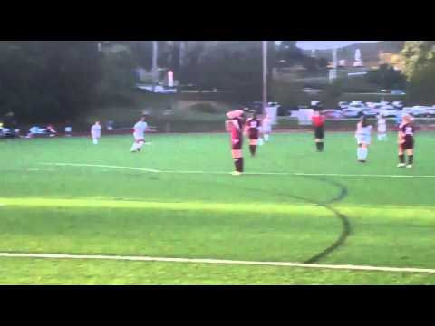 Dara Spital scores game's only goal in #12 women's soccer's 1-0 win over #15 MIT