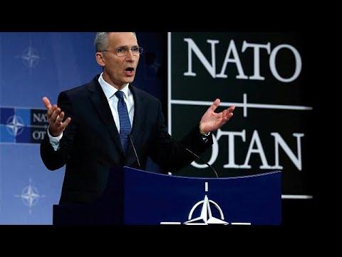 ΝΑΤΟ: Ανάκληση διαπιστεύσεων για επτά μέλη της ρωσικής αποστολής