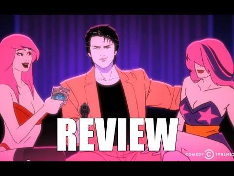 Moonbeam City episode 1 review
