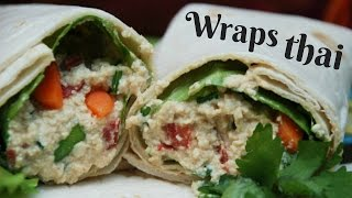 Wraps Thai